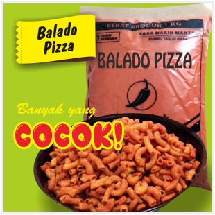 makaroni pizza